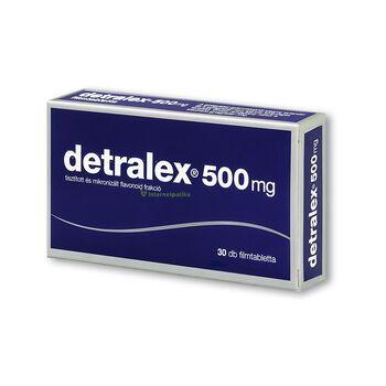 Detralex 500mg filmtabletta 30 db
