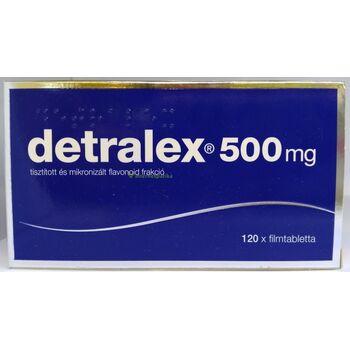Detralex 500mg filmtabletta 120 db