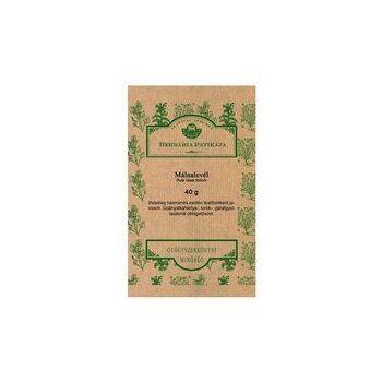 MÁLNALEVÉL TEA /HERBÁRIA/ 40 g