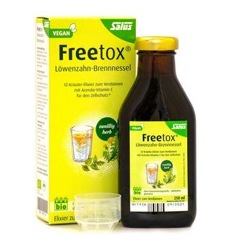 Salus Freetox® étrendkiegészítő Gyermekláncfűvel és csalánnal 250ml