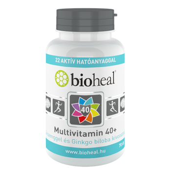 Bioheal Multivitamin +40 70 db