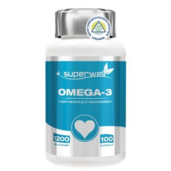 Superwell Omega 3 100x