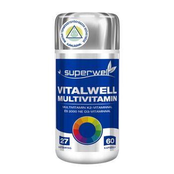 Superwell Vitalwell Multivitamin 60x