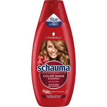 Schauma sampon Fényes haj 400ml
