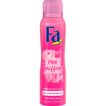 Fa deospray Pink Passion 150ml
