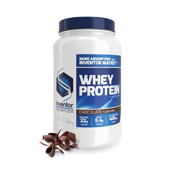 Inventor Whey Protein Concentrate csoki 900g
