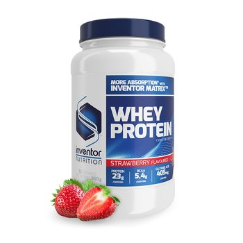 Inventor Whey Protein Concentrate eper 960g