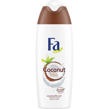 Fa tusfürdő Coconut milk 400 ml