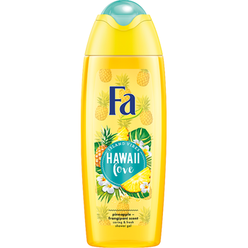 Fa tusfürdő Island Vibes HawaiiLove  400ml