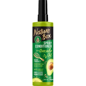 Nature Box hajregeneráló balzsam Express Repair Avokádó a regenerált hajért