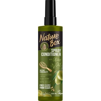 Nature Box hajregeneráló balzsam Express Repair Olíva hosszú hajra