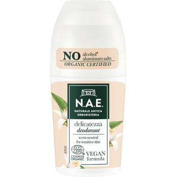 N.A.E. bio illatsemleges golyós dezodor érzékeny bőrre Delicatezza bio narancsvirág kivonattal 50 ml