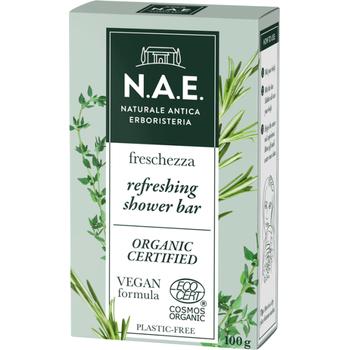 N.A.E. bio frissítő szilárd tusfürdő Freschezza bio rozmaring és kakukkfű kivonattal 100 g