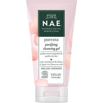 N.A.E. bio arctisztító gél Purezza bio damaszkuszi rózsavízzel 150 ml