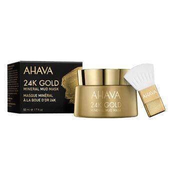 AHAVA 24K Aranypakolás 50ml