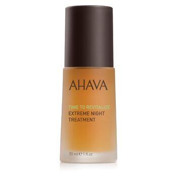AHAVA Extreme éjszakai bőrfiatalító esszencia 30 ml