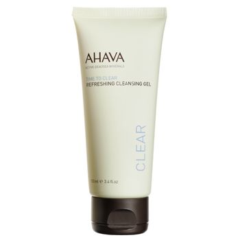 AHAVA Frissítő mosakodózselé bőrvédő ásványokkal 100ml
