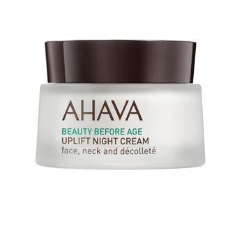 AHAVA Uplifting éjszakai krém arcra, nyakra, dekoltázsra, 50 ml