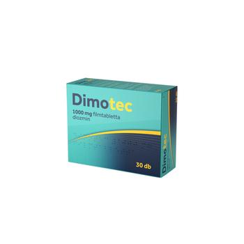 Dimotec 1000 mg filmtabletta 30 db