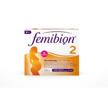 Femibion 2 vitaminkészítmény 1 havi adag 28db+28db