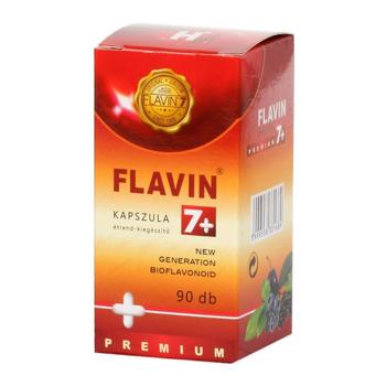 FLAVIN 7 + PREMIUM KAPSZULA 90 DB