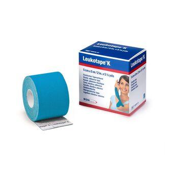Leukotape K 5cm x 5m világos kék 1x