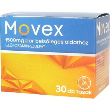 Movex 1500 mg por belsőleges oldathoz 30db