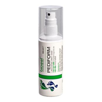 Bioeel Pediform lábizzadás elleni oldat hamamelis (csodamogyoró) és kamilla kivonattal 100ml