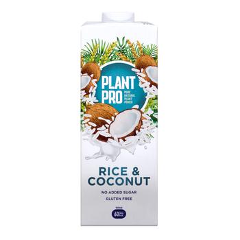 PLANT PRO Kókuszos rizsital 1000 ml