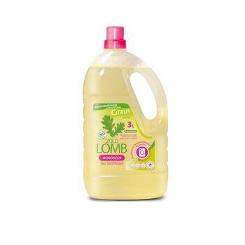 Zöldlomb ÖKO Citrus folyékony mosószer koncentrátum 3000 ml