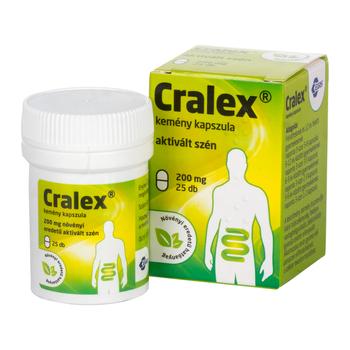 Cralex kemény kapszula 25 db