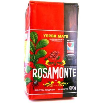 Rosamonte Yerba Mate tea 500g Bioganik