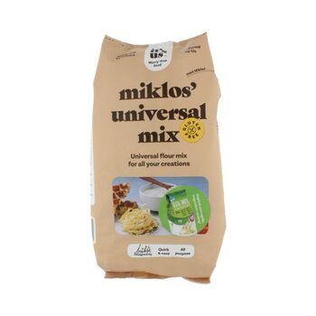 It's us Miklos' univerzális gluténmentes lisztkeverék 1000g