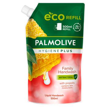 Palmolive Folyékony Szappan Utántöltő Hygiene Plus Family 500 ml
