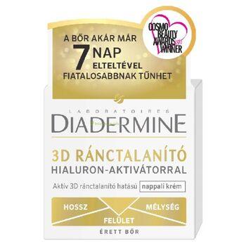 Diadermine 3D ránctalanító hatású nappali krém 50 ml