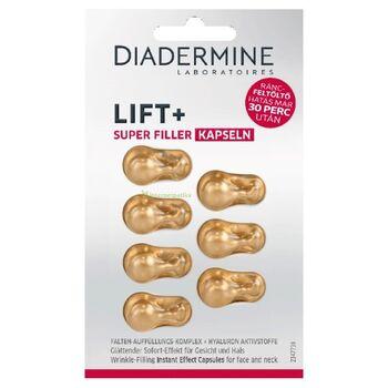 Diadermine Lift+ Super Filler ráncfeltöltő arckrém kapszula 7 db
