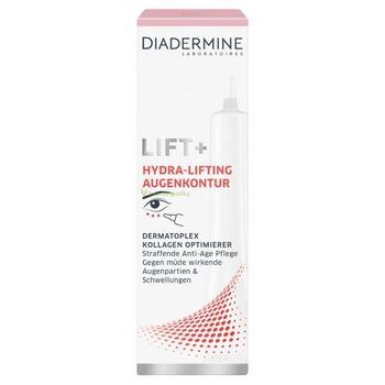 Diadermine Lift+ ultrafeszesítő, ránctalanító hatású szemránckrém 15 ml