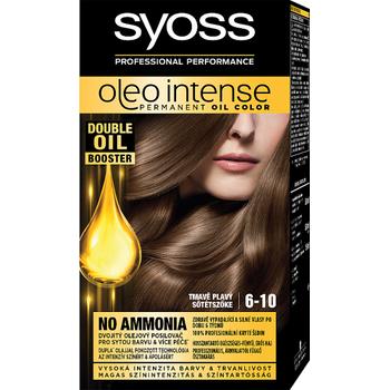 Syoss Color Oleo intenzív olaj hajfesték 6-10 sötétszőke