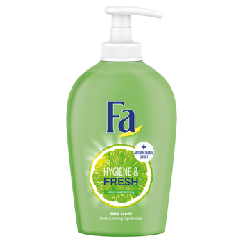 Fa folyékony krémszappan Hygiene & Fresh Lime 250 ml