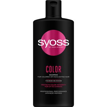 Syoss Colorist sampon festett hajra 440 ml
