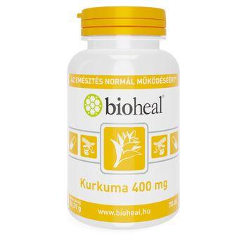 Bioheal Kurkuma 400 mg
