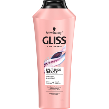 Gliss Split Ends Miracle hajregeneráló sampon 400 ml