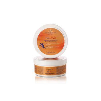 Glory melegítő masszázskrém Hot Forte 250 ml
