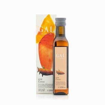 GAL Q10 Lazacolaj (3300 mg Omega 3 + 100 mg Q10/evőkanál) 250 ml (GAL)
