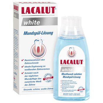 Lacalut white szájvíz 300 ml