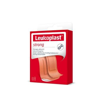 Leukoplast® strong sebtapasz (két féle: 22x72mm 38x63mm)