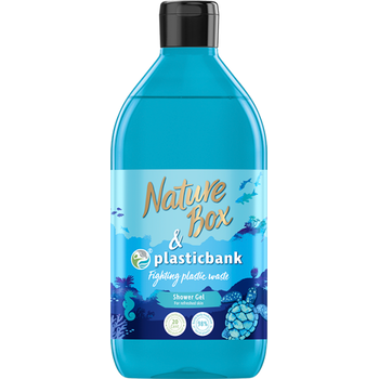 Nature Box Plasticbank tusfürdő 385 ml