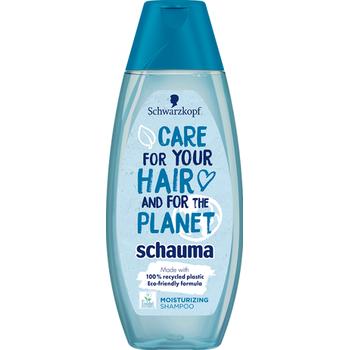 Schauma Love the Planet hidratáló sampon 400 ml