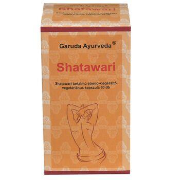 Garuda Ayurveda Shatawari kapszula 60 db