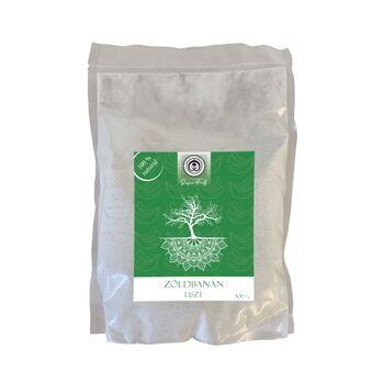 NaJa Forest Superfood Zöldbanán liszt, 500 g